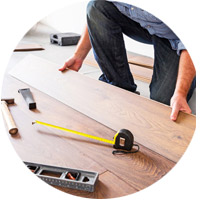 Paul's Carpet & Floor offers a wide range of services.