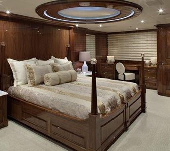 Now Featuring Master Craftmanship In Yacht Renovations. Paul's Abbey Carpet & Floor.
