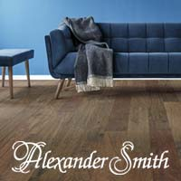 Save on Alexander Smith hardwood flooring this month at Abbey Carpet & Floor!