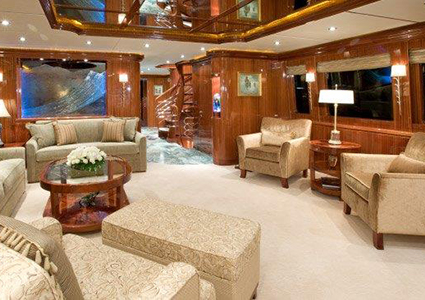 You'll be glad you chose Paul's Abbey Carpet & Floor for your yacht renovation.