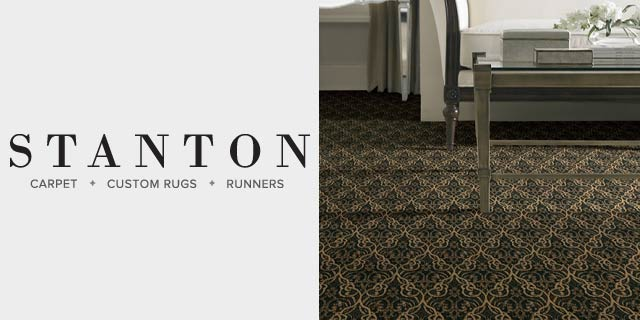 Featuring carpet, rugs, and luxury vinyl plank from Stanton.