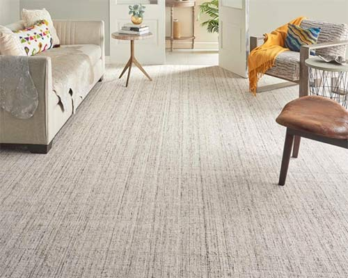 Nourison carpet room scene