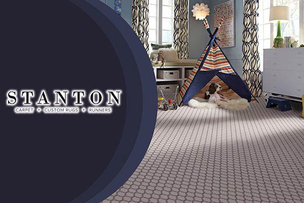 Premium carpet, custom rugs and runners from Stanton.